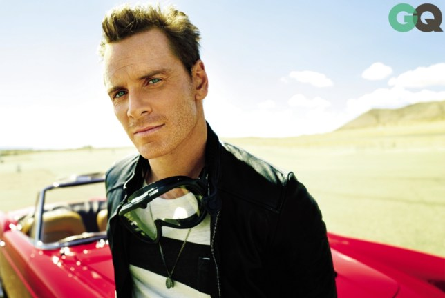 Peggy Sirota / GQ. Please include a link to our full feature, found here: http://www.gq.com/entertainment/celebrities/201311/michael-fassbender-cover-story-november-2013?mbid=gqpr And just a reminder, our behind-the-scenes video is also embeddable: http://video.gq.com/watch/gq-covers-behind-the-scenes-of-michael-fassbender-gq-cover-story