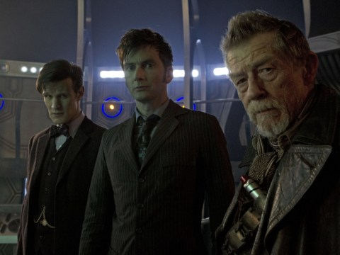 Doctor Who: What do the new The Day of the Doctor photos reveal about the 50th anniversary special?