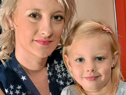 Hospital sends girl, 4, home despite false widow spider bite