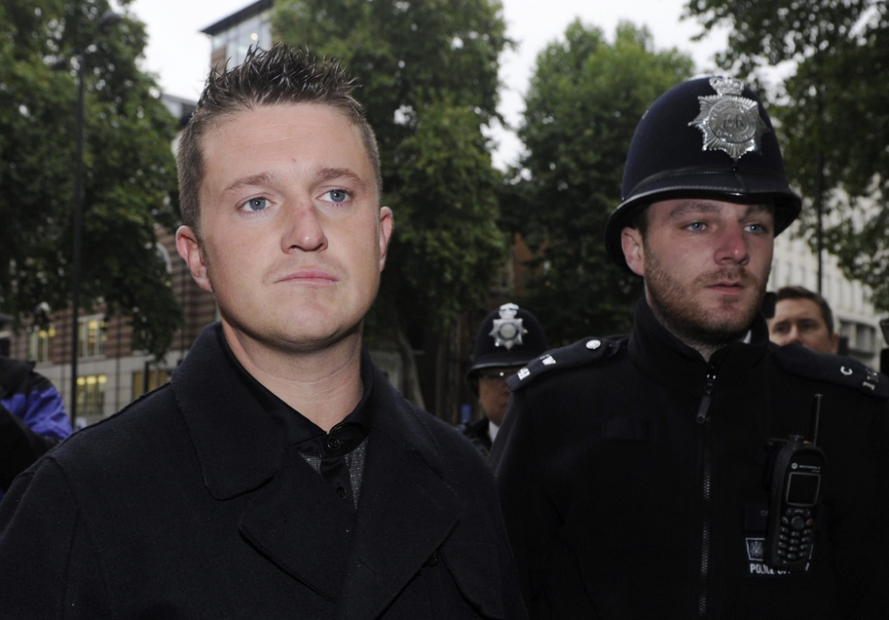 Tommy Robinson and Kevin Carroll face no action over EDL Woolwich march for Lee Rigby
