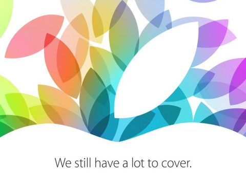 Decoding Apple's enigmatic October 22 invite: An iPad 5 and iPad Mini 2?