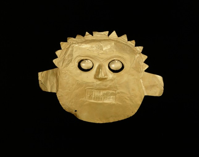 Gold had no commercial value and was linked to the sun (Picture: Museo del Oro)