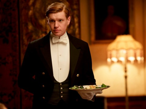 Downton Abbey, series four, episode 6 – Alfred leaves, the band arrives and Edith receives shocking news!
