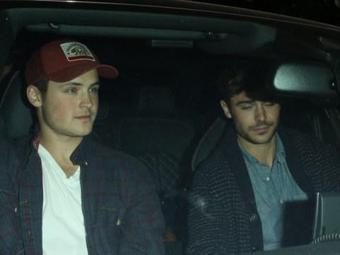 Zac Efron enjoys low-key birthday bash with Robert Pattinson and Joe Jonas
