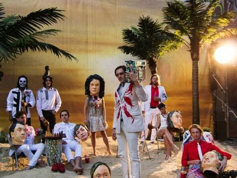 Arcade Fire's new album, Reflektor, is two distinct halves and strangely hypnotic