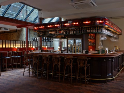 Merchants Tavern restaurant: When can I move in?