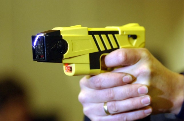 Police Tasers being used on children as young as 11