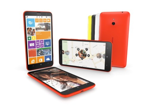 Gallery: Nokia unveils two new phablets
