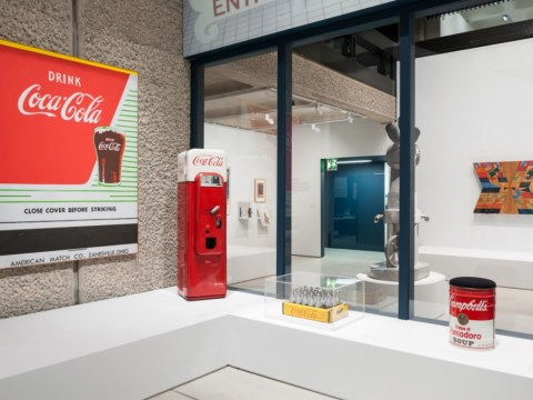The Pop Art Design exhibition at the Barbican is superbly staged