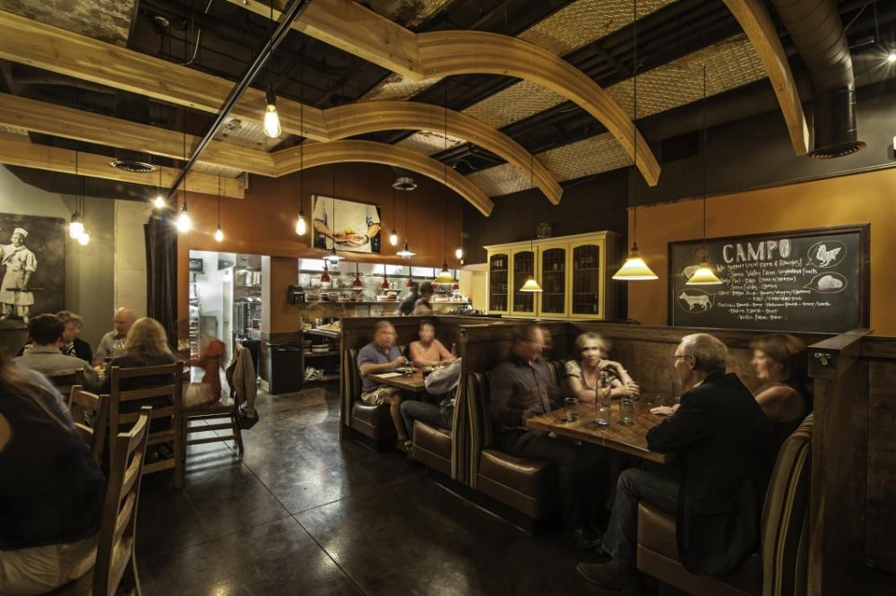 Campo in Reno serves delicious Italian fare (Picture: supplied)