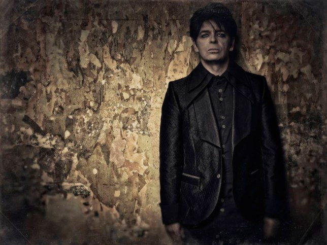 Gary Numan is on tour in Britain next month (Picture: supplied)