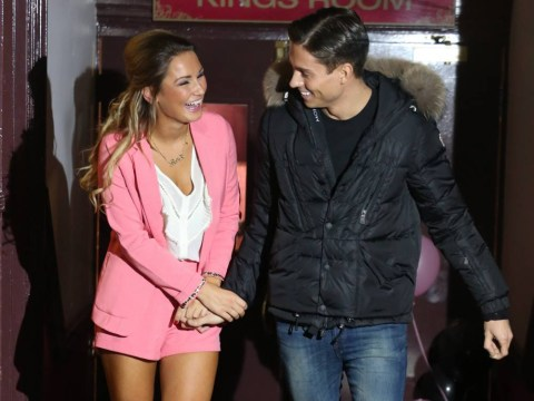 Sam Faiers and Joey Essex leave TOWIE filming hand-in-hand