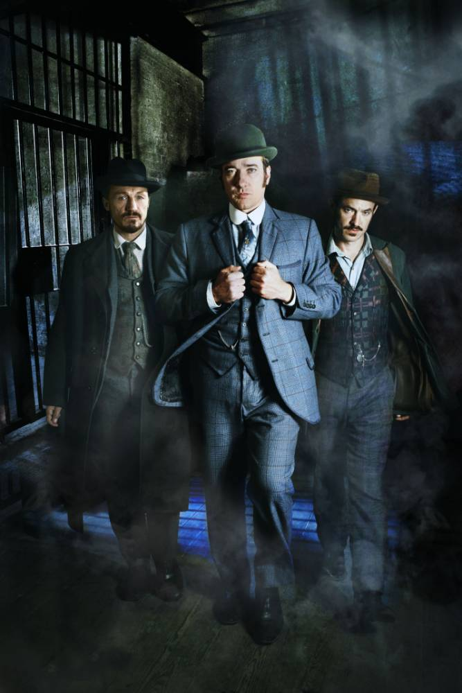 Ripper Street cast 'in shock' as BBC axes show after two series