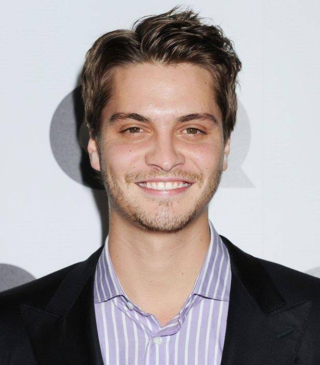 Luke Grimes - Fifty Shades Of Grey