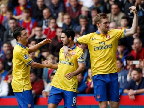Gallery: Crystal Palace v Arsenal