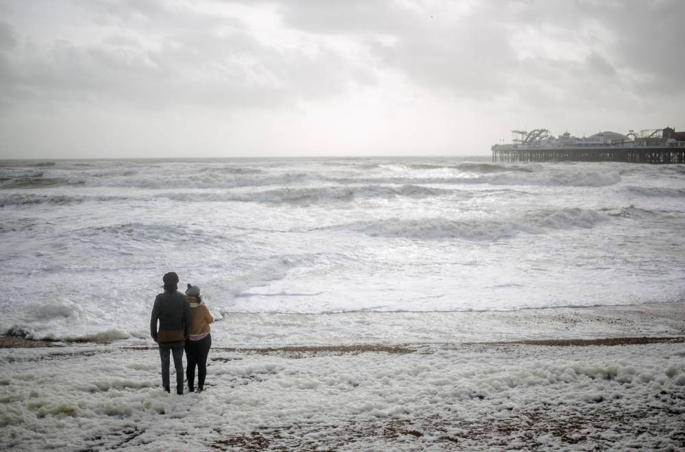 Worst storm in two decades leaves transport chaos in its wake