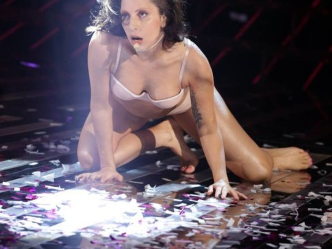 Lady Gaga's raunchy X Factor performance prompts hundreds of complaints to Ofcom