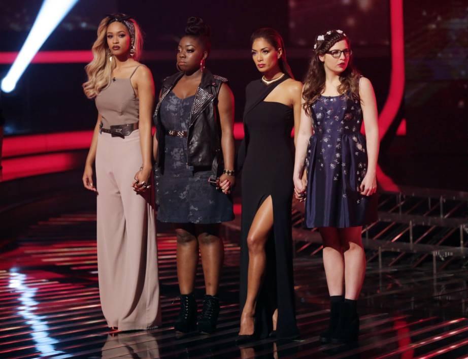X Factor judge Nicole Scherzinger: Mentoring Tamera Foster, Hannah Barrett and Abi Alton is a full-time job