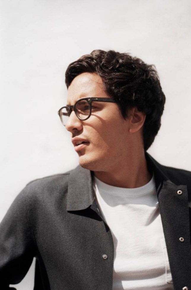 Luke Sital-Singh has been compared to Bon Iver's Justin Vernon, and Damien Rice (Picture: supplied)