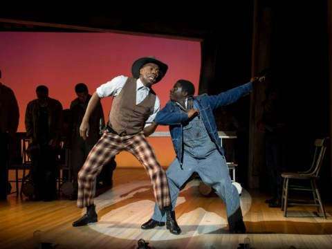 The Scottsboro Boys' nightmarish vision at Young Vic is unforgettable