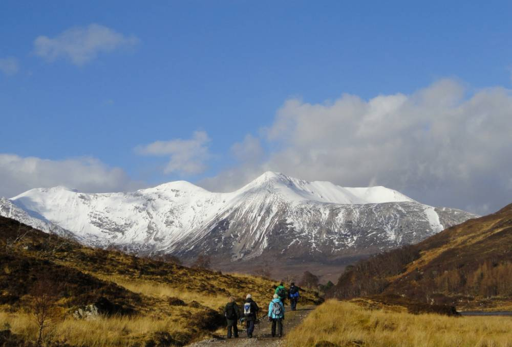 Pennine Way, South West Coast Path and Winter Highlands: How to do walking trips