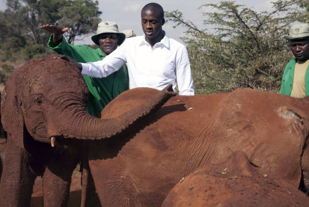 Manchester City star Yaya Toure faces his toughest tusk yet after being named a UN ambassador