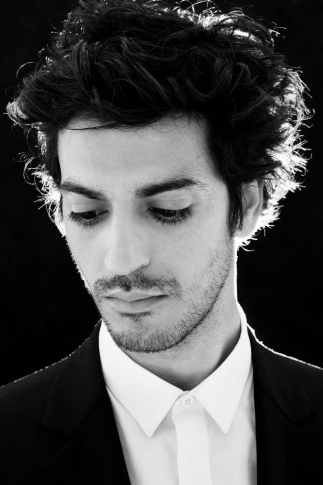 French DJ/producer Gesaffelstein has released his debut artist album, Aleph (Picture: Emmanuel Cossu)