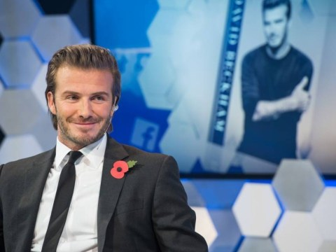 David Beckham 'set to be knighted in New Year's Honours List'