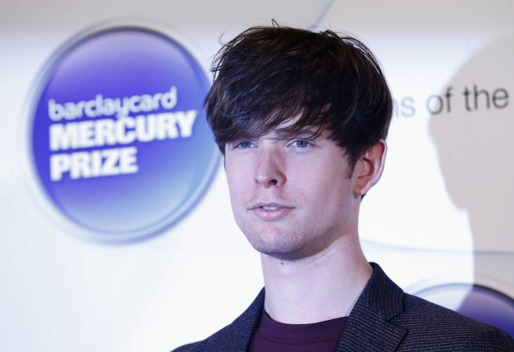 Mercury Prize host Lauren Laverne makes awkward gaffe introducing winner James Blake