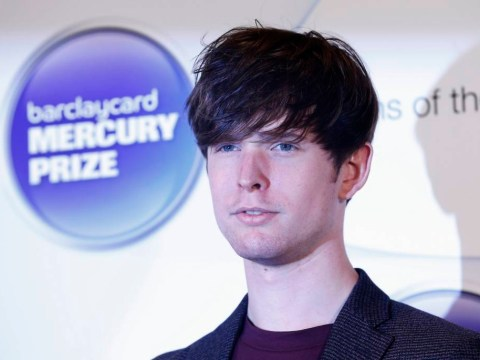 Mercury Prize host Lauren Laverne makes awkward gaffe introducing winner James Blake