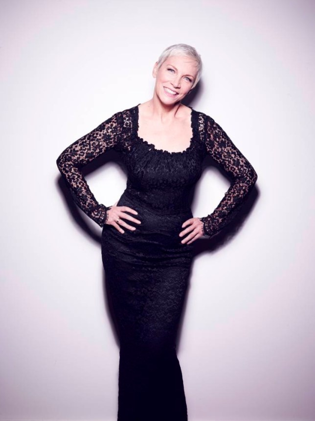 Passionate: Annie Lennox has worked hard to retain control over her career but hasn't lost her love of music (Picture: Supplied)