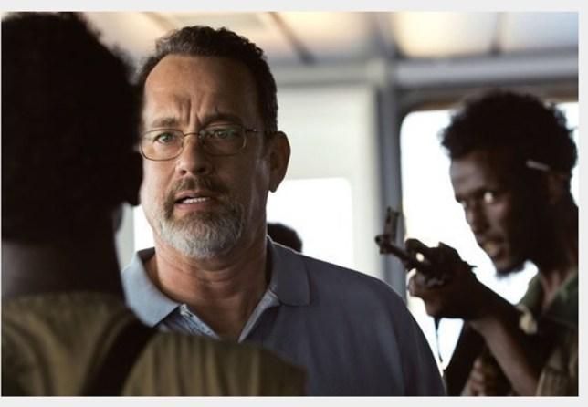 Tom Hanks in Captain Phillips