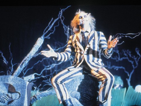 Tim Burton set to return to Beetlejuice 25 years after original movie