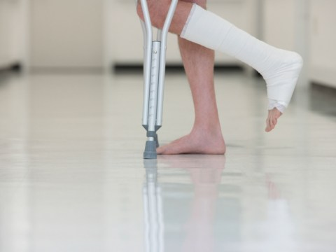 Alcohol abuse will stop your broken bones from healing