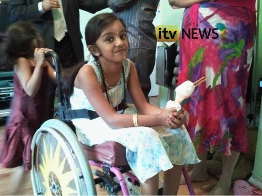 Courage in the crossfire: Thusha Kamaleswaran regains feeling in her legs
