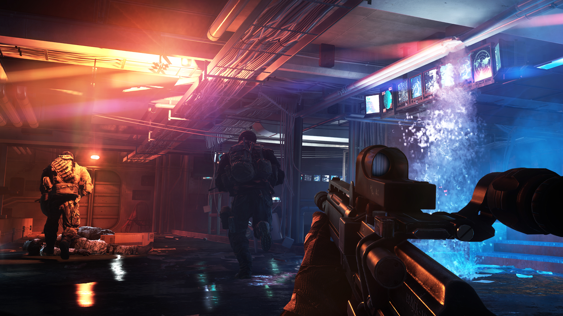 Battlefield 4 - looks are important