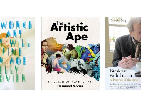 Art books: New publications list a personal top 100, the history of all art and sucking up to Lucian Freud