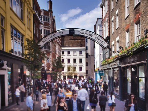 London area guide – Carnaby: Where to eat, drink and go out