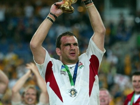 Rugby World Cup: England heroes Ben Kay and Jason Robinson recall beating Australia in 2003