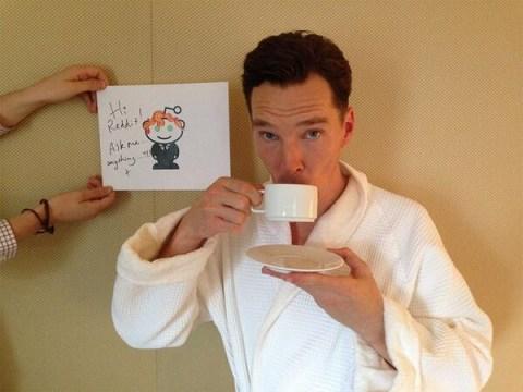 The best of Benedict Cumberbatch's Reddit AMA: Sherlock, Assange and Cumbercookies