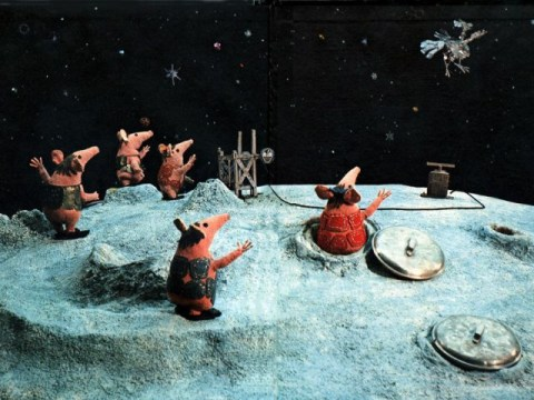 70s classic The Clangers to return to television on CBeebies