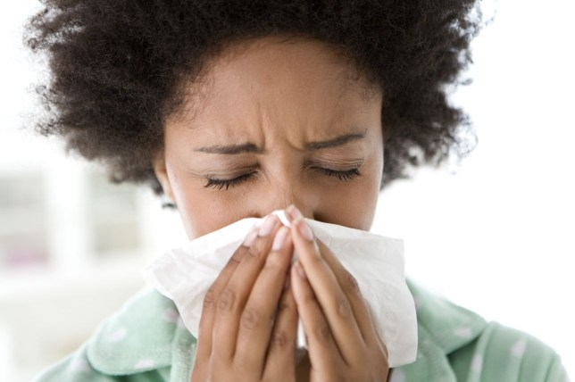 sick leave, illness, sneezing