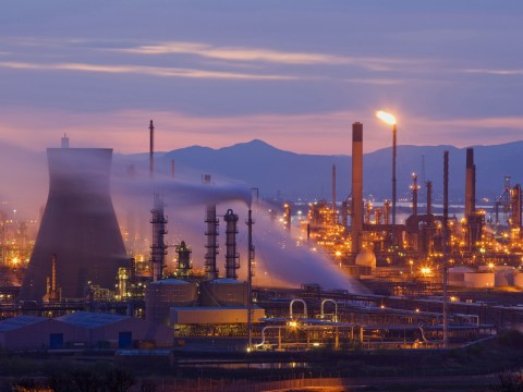 Buyer is being sought for Grangemouth oil refinery says Scottish government