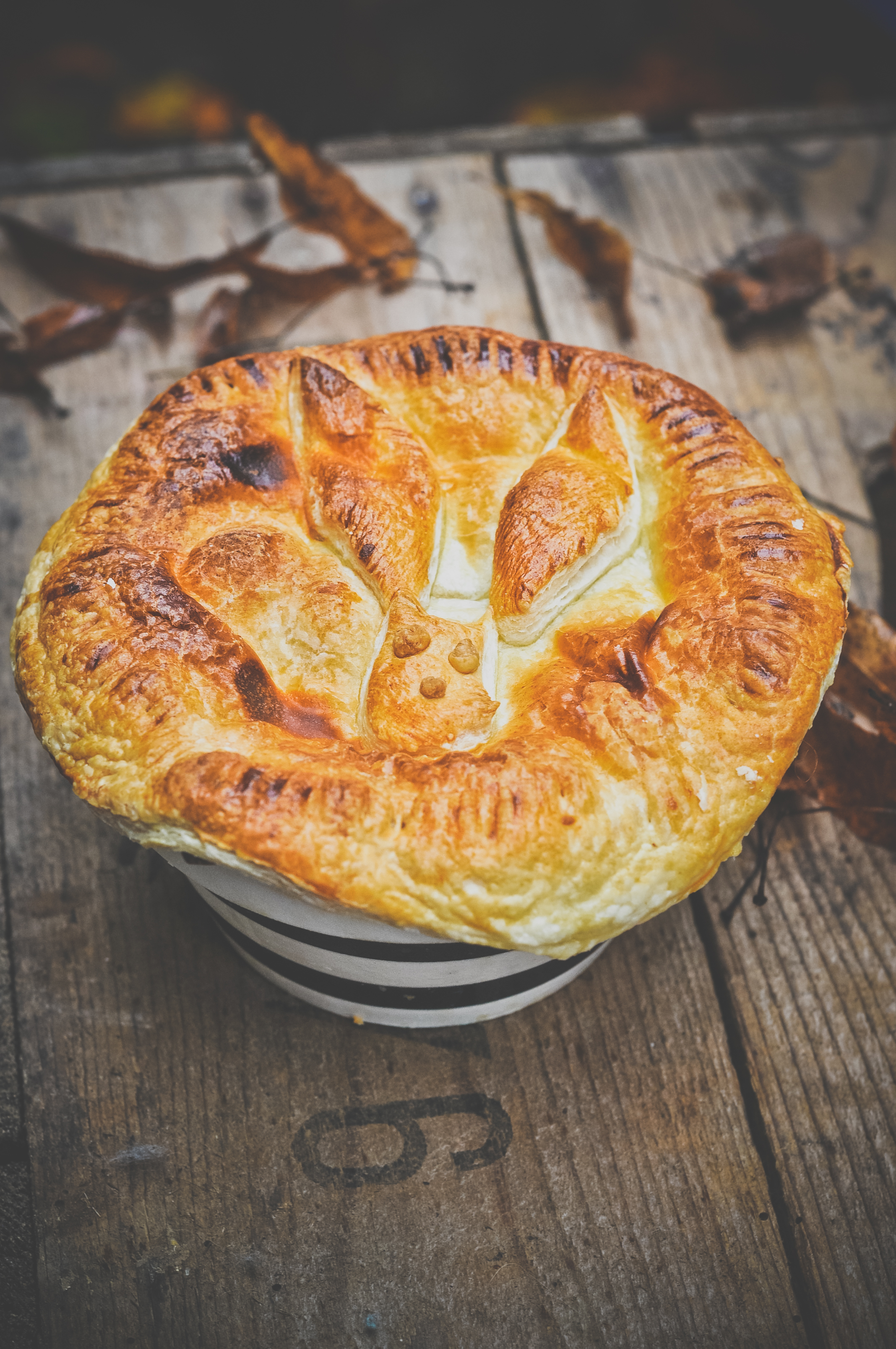 Recipe: How to make game pie