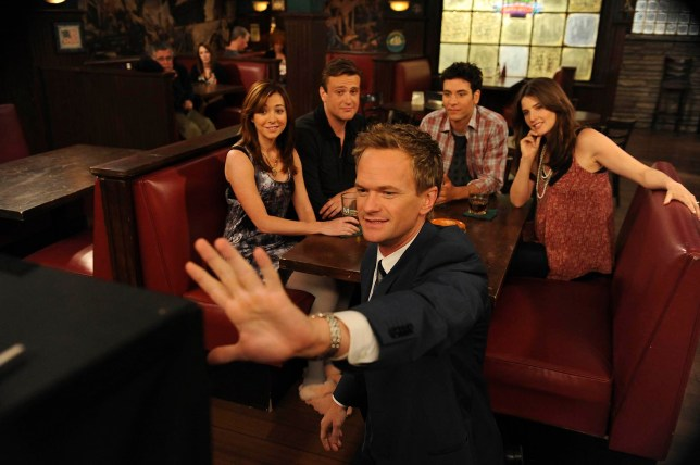 How I Met Your Mother finally ended after nine years (Picture: Channel 4)