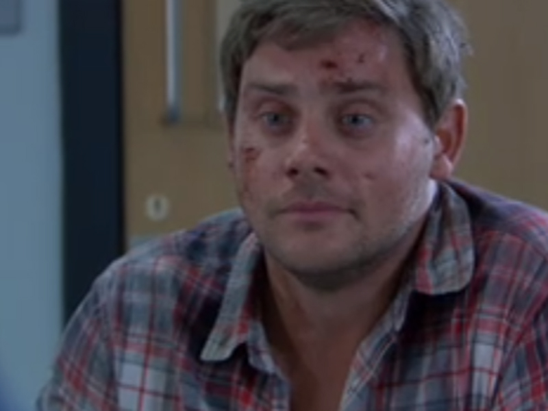 Hollyoaks offers viewers yet more drama and heartbreak in blast aftermath
