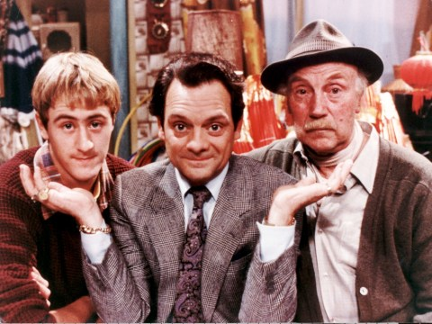 Nicholas Lyndhurst and David Jason shut down talks of an Only Fools And Horses reboot