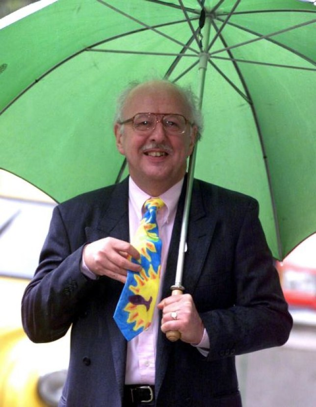 Michael Fish, weather