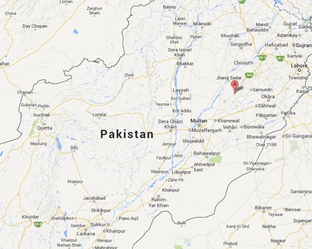 Toba Tek Sing, Pakistan