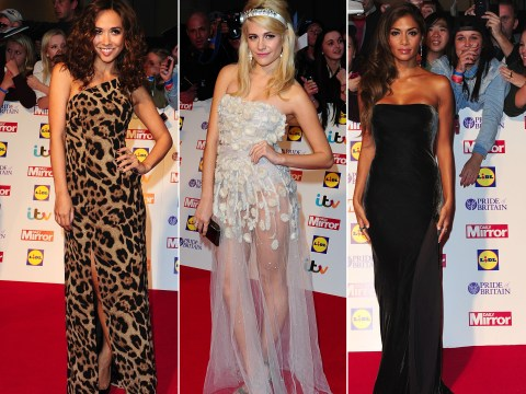 Gallery:  The Pride of Britain Awards 2013 fashion